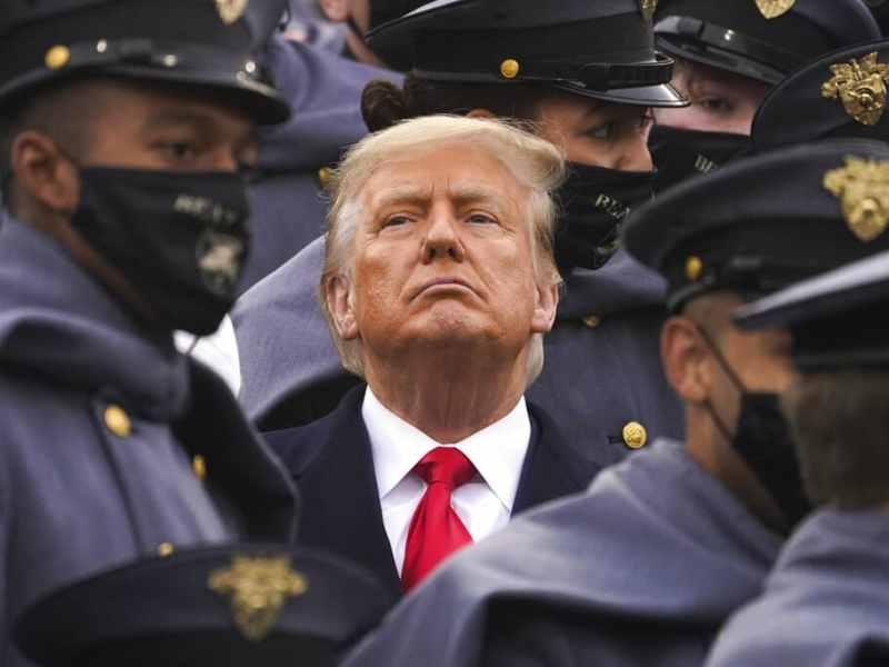 Trump indulta a Charles Kushner, padre de su yerno Jared Kushner