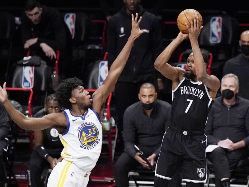 Warriors y Brooklyn Nets