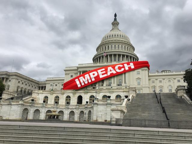 Juicio político: Trump acusado del delito de incitar a la insurrección