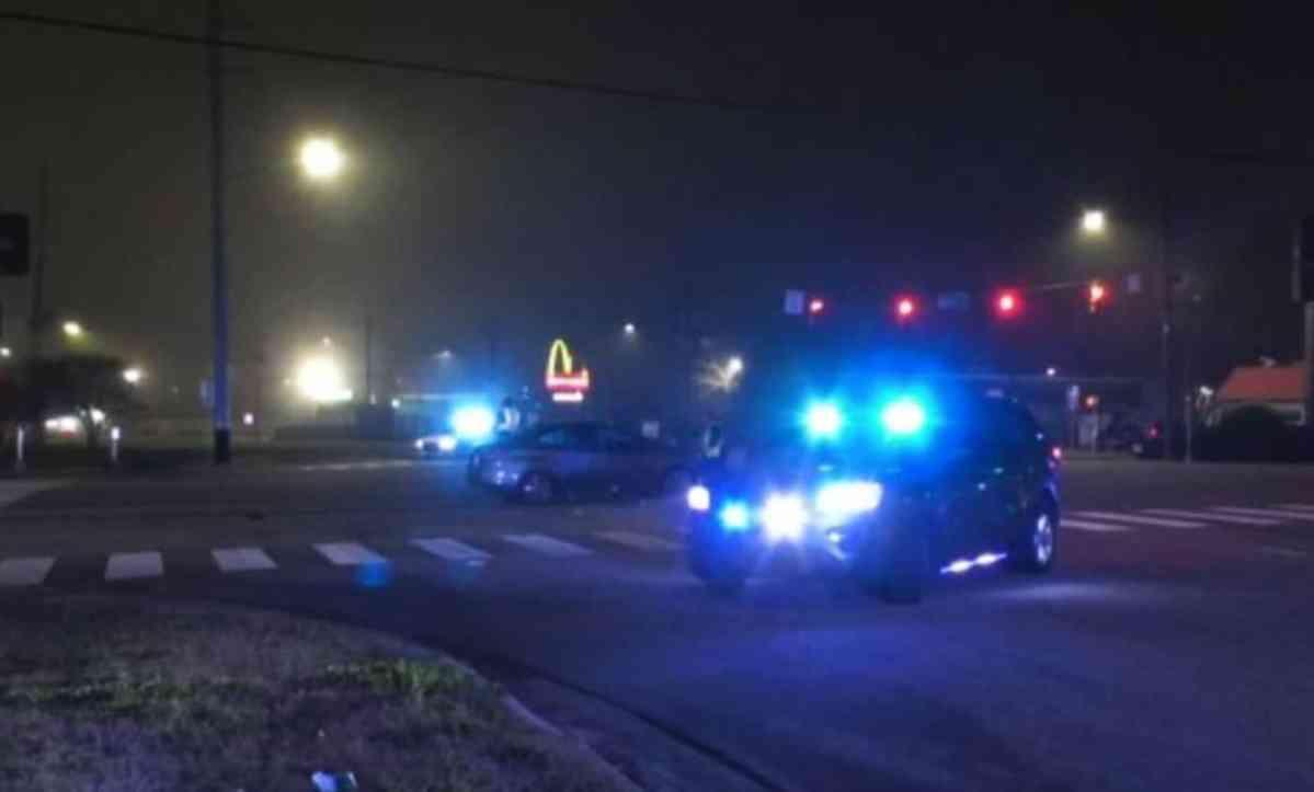Fayetteville atropellado