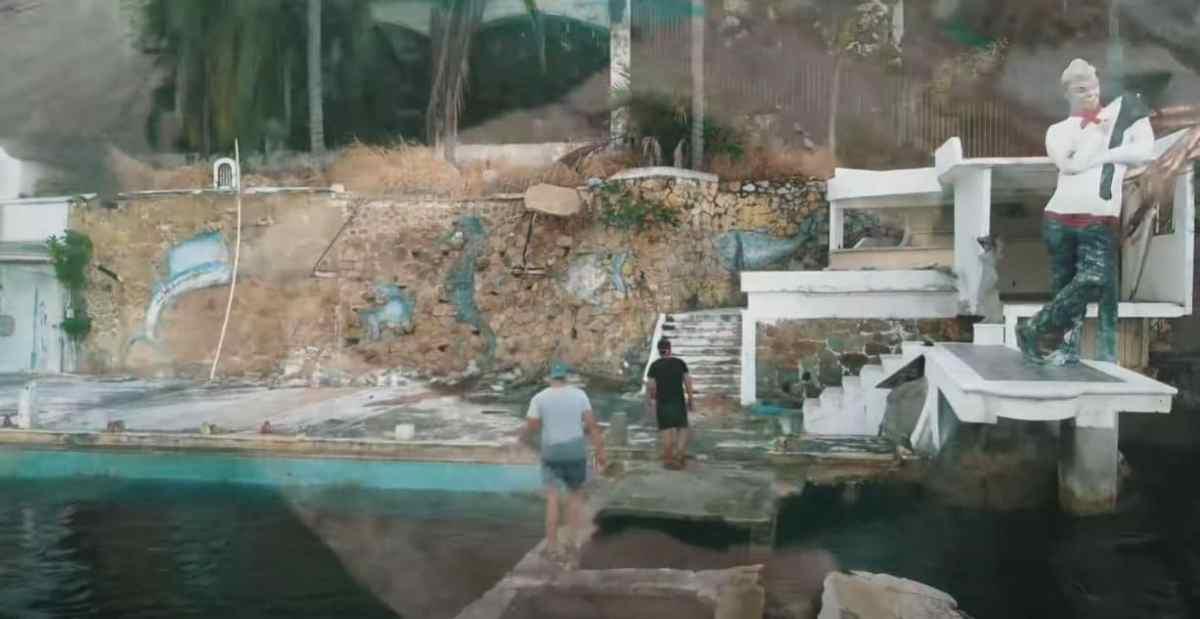 casa abandonada cantinflas