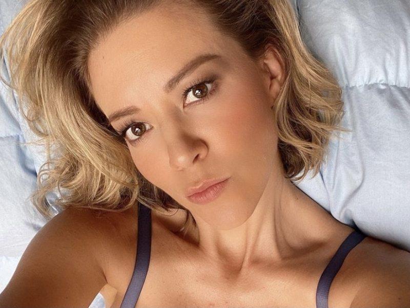 La actriz Fernanda Castillo fue hospitalizada de emergencia
