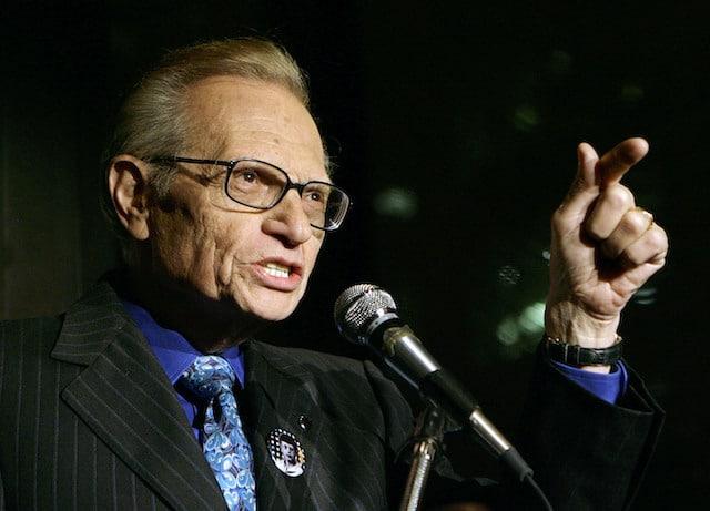 Larry King fallece de COVID-19 a los 87 años