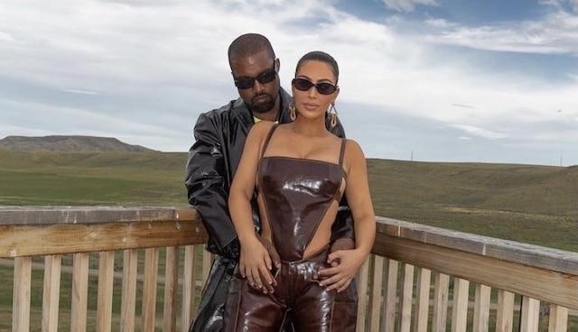 Kim Kardashian and Kanye West se divorcian