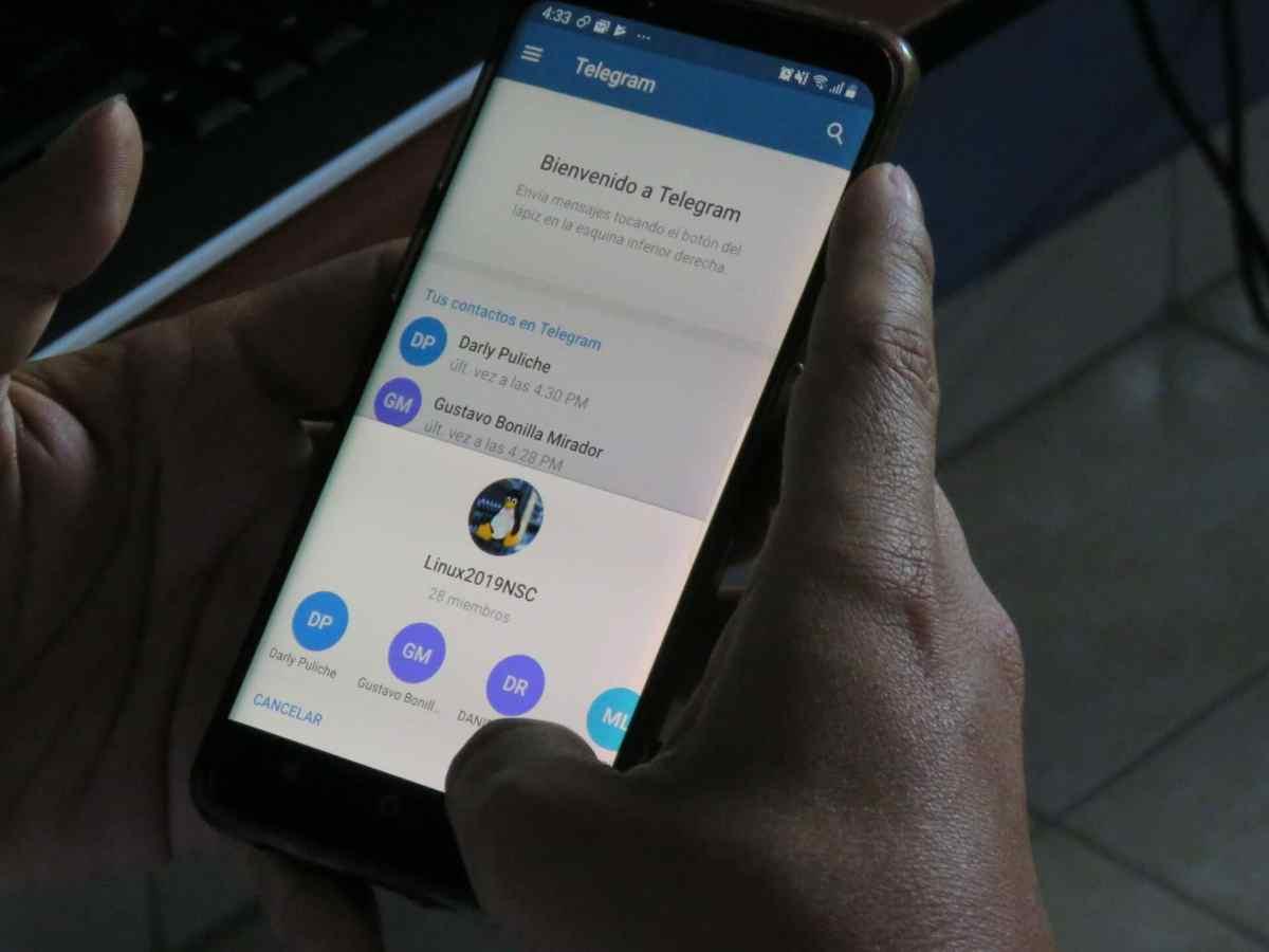 cuántos usuarios tiene telegram