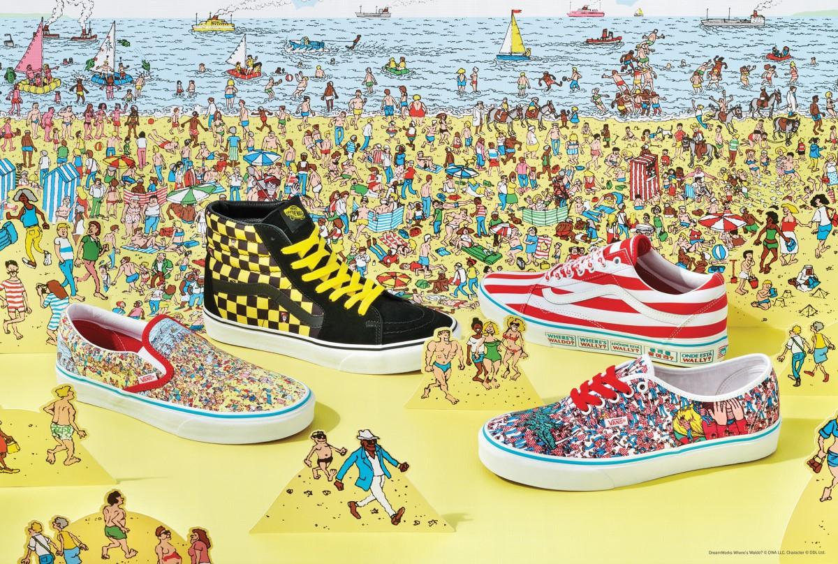 Vans-Where's-Waldo-colección