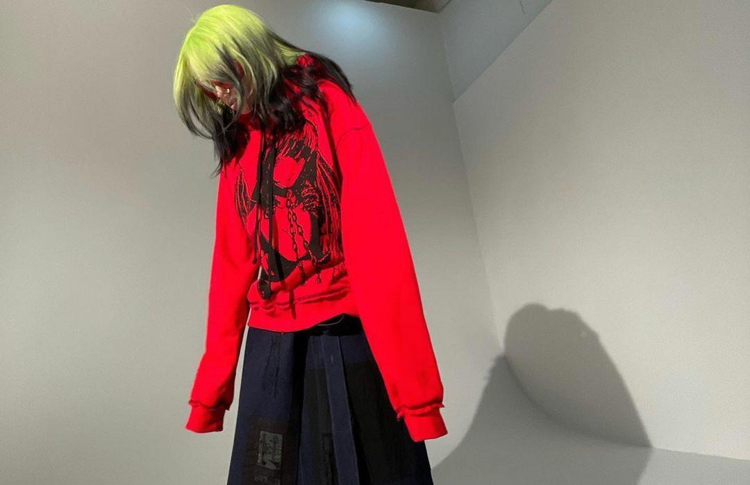billie eilish colección ropa