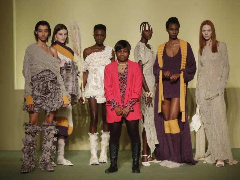 Así inició la Semana de la Moda en Milán, diseñadores africanos a la vanguardia