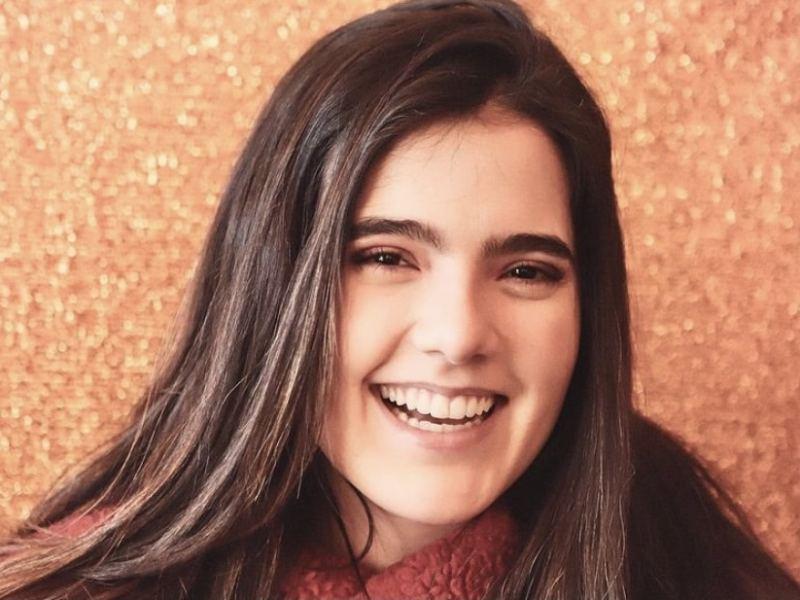 """Camila Fernández, hija de """"El Potrillo"""" anuncia que espera un hijo"""