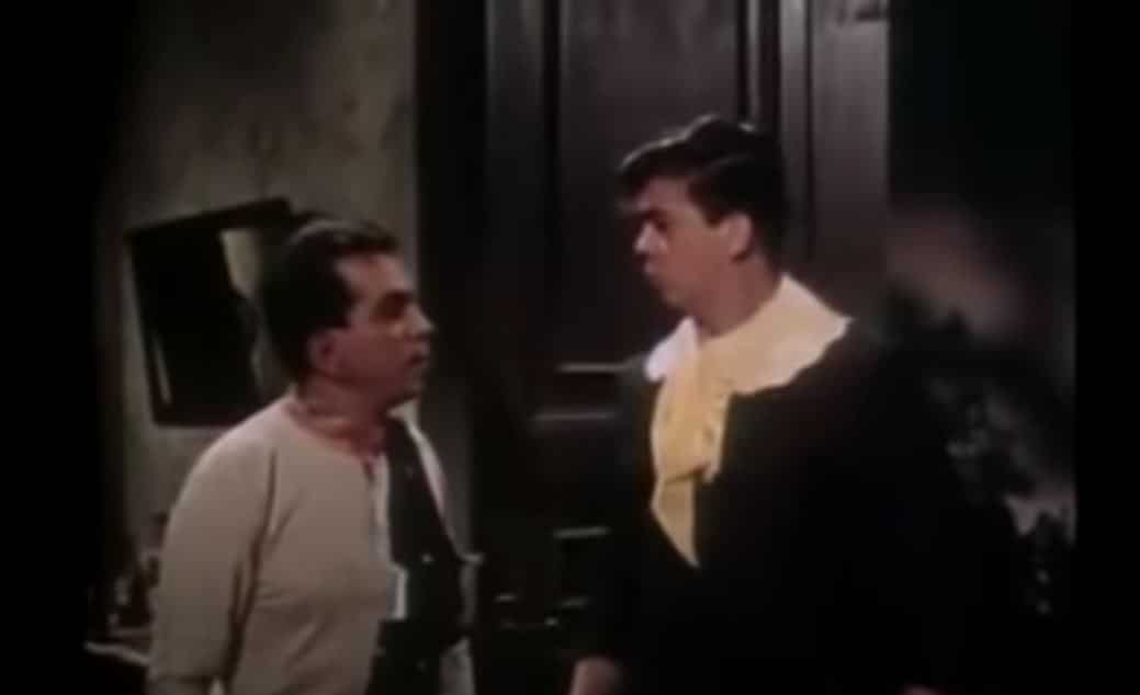 Chabelo cachetada a cantinflas