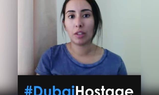 """La ONU pide una """"prueba de vida"""" de la Princesa de Dubai"""