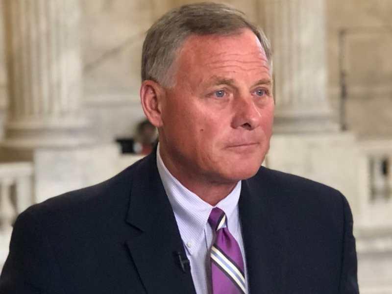Richard Burr senador NC