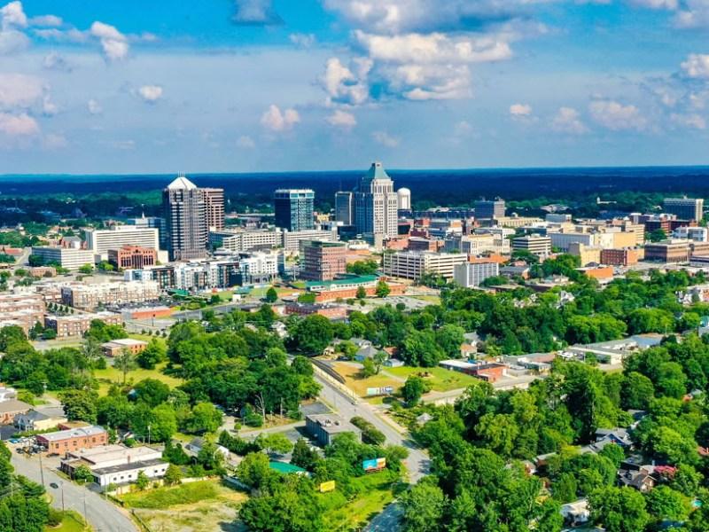 Qué son el triángulo y la triada en Carolina del Norte