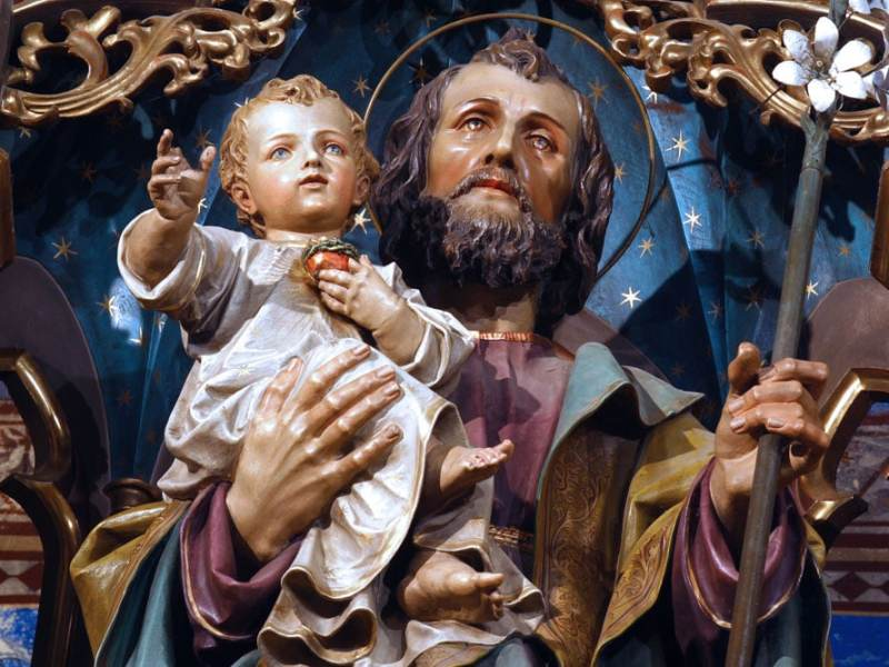 Año de San José oraciones para conmemorarlo