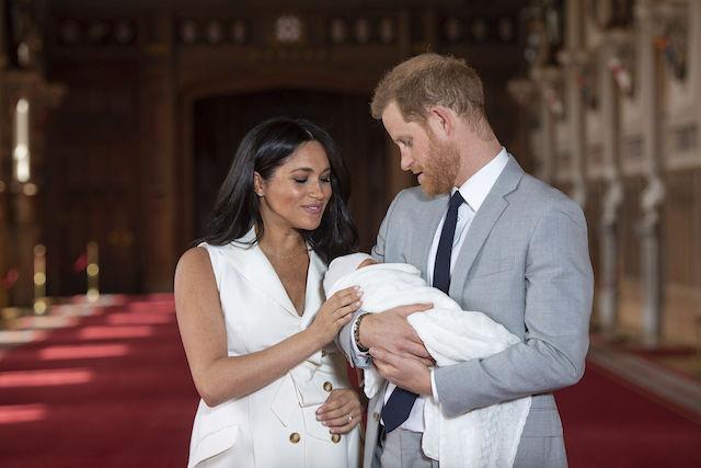 ¿Por qué el hijo de Harry y Meghan no es príncipe?