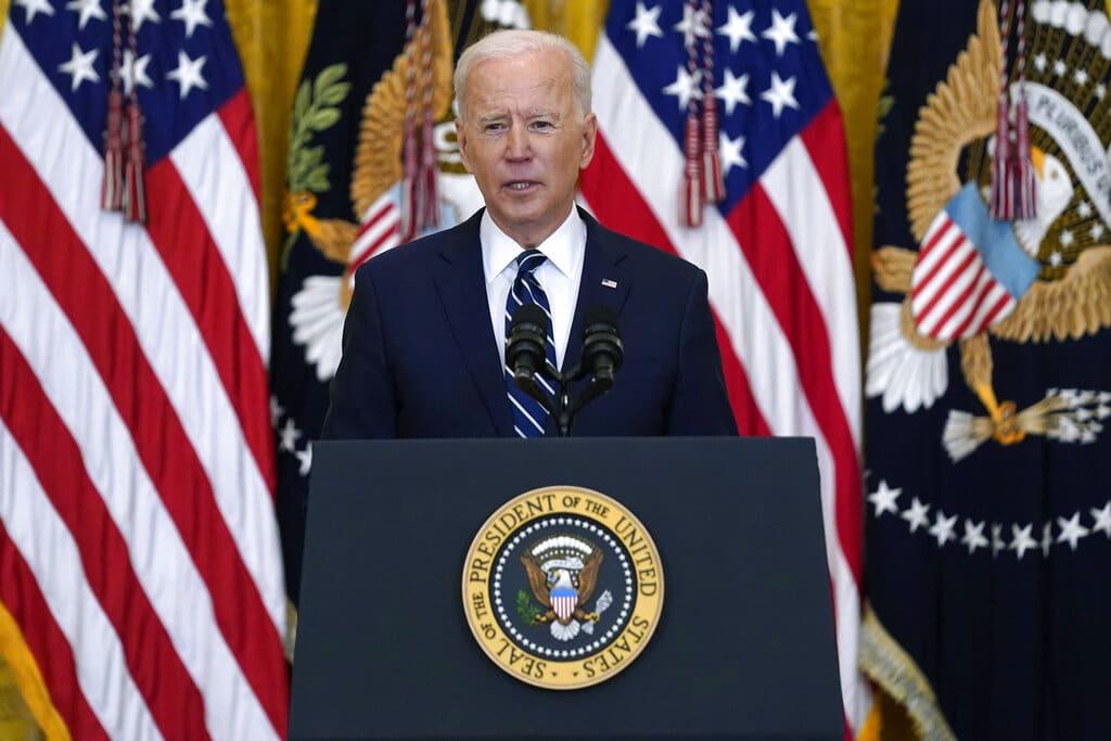 Biden aspira reelección en 2024