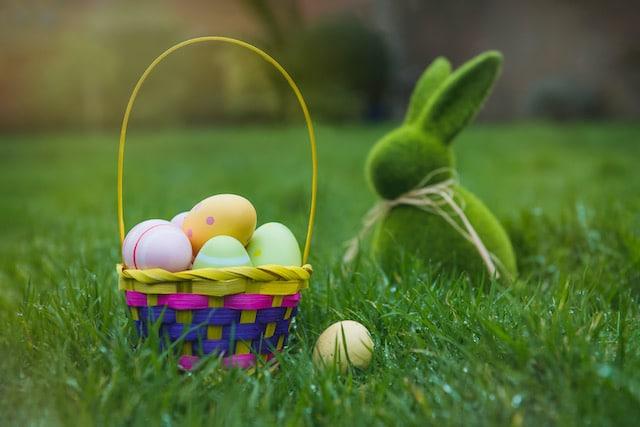 Búsqueda de huevos de Pascua en el Triángulo