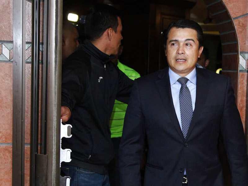 Cadena perpetua a Tony Hernández, hermano del presidente de Honduras