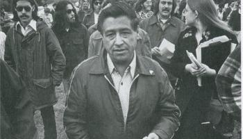 ¿Quién fue César Chávez?