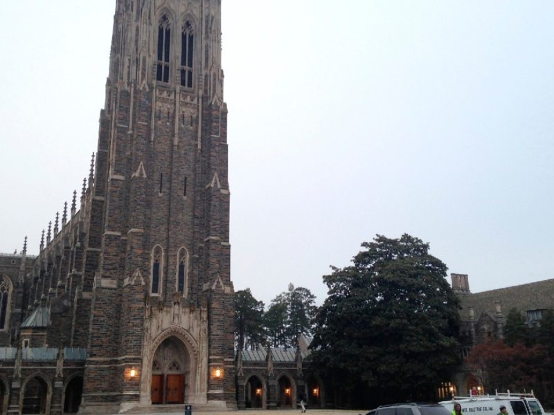 George Floyd Duke University