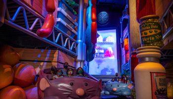 Ya hay fecha de apertura de la nueva atracción de Ratatouille en Epcot