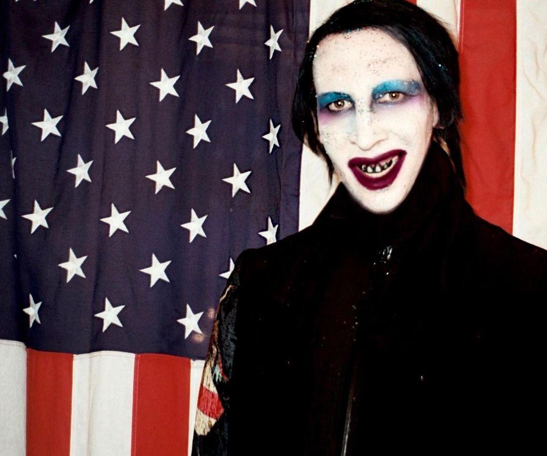 Esmé Bianco Marylin Manson