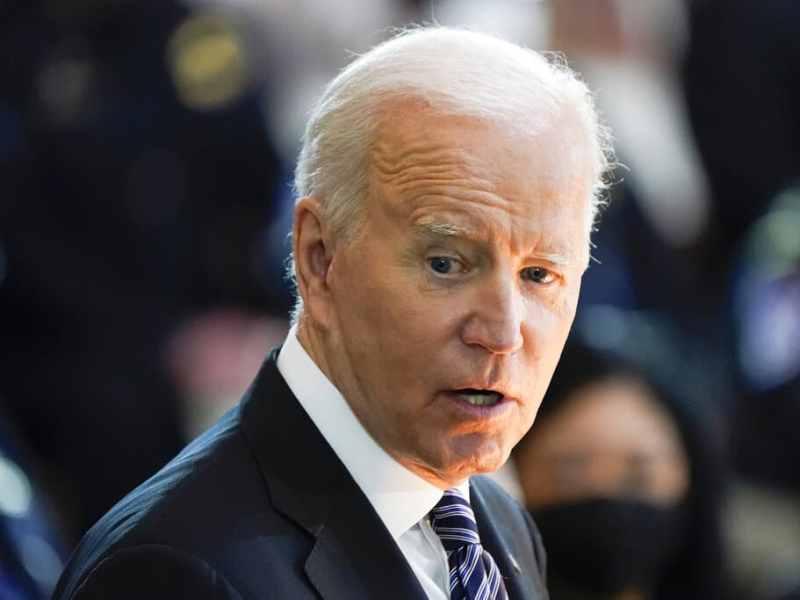 Biden dará su primer discurso ante el Congreso