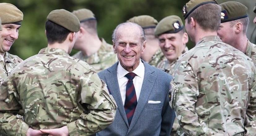 Funeral del Principe Felipe