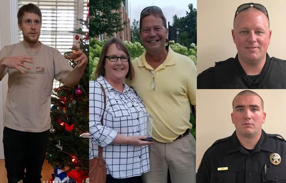 Por qué mató a su madre y padrastro el pistolero de Carolina del Norte, Isaac Barnes