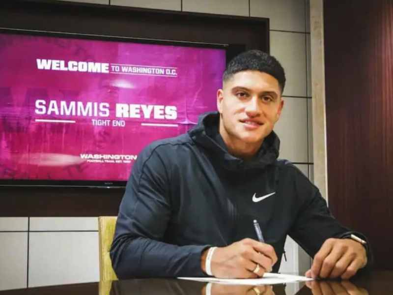 Sammis Reyes NFL