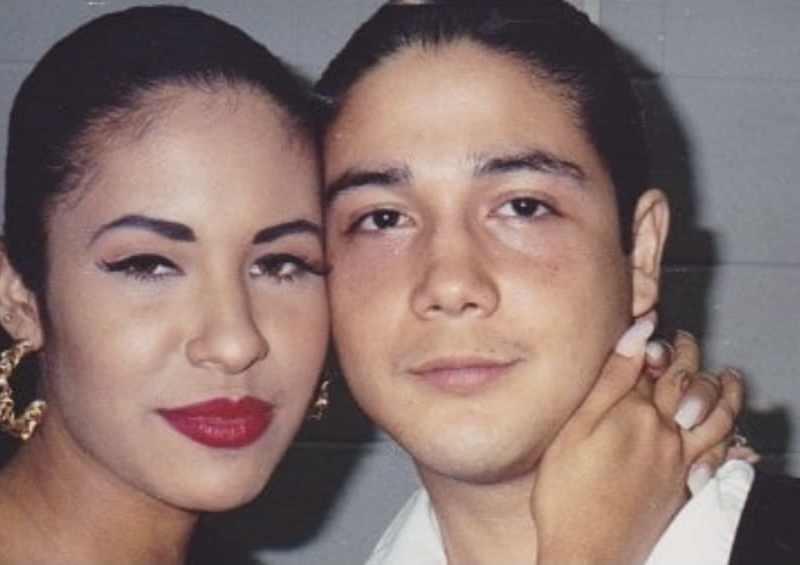 """Selena Quintanilla vivió un """"Amor Prohibido"""" con Chris Pérez"""