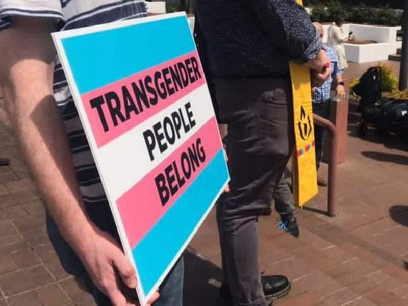 Transgénero Carolina del Norte