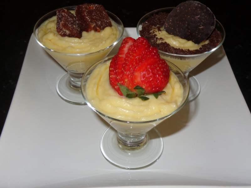 La versátil crema pastelera