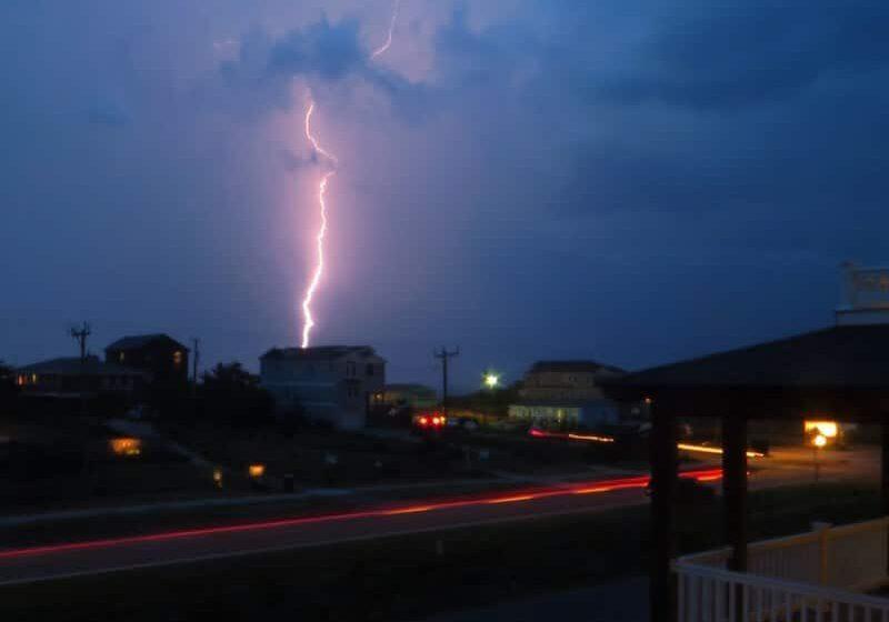 tormentas severas carolina norte