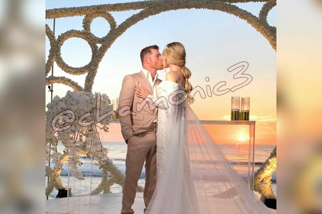 Canelo Fernanda Gómez se casaron