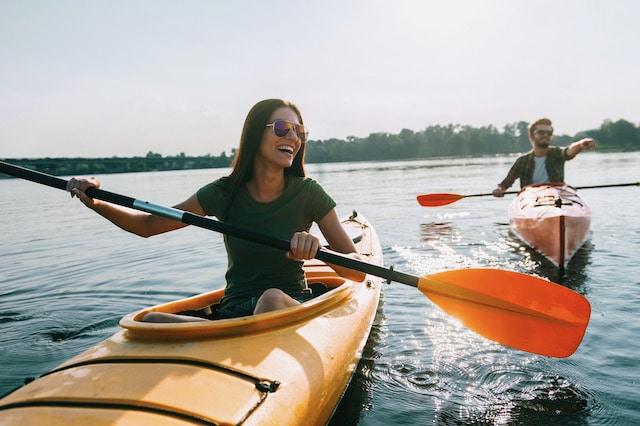 5 lugares para hacer kayak y canotaje en Charlotte