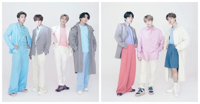 BTS: Así se ven como los nuevos embajadores de Louis Vuitton