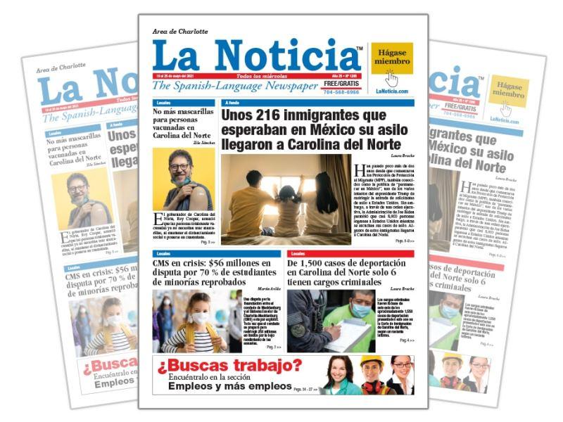 La Noticia Charlotte Edición 1205