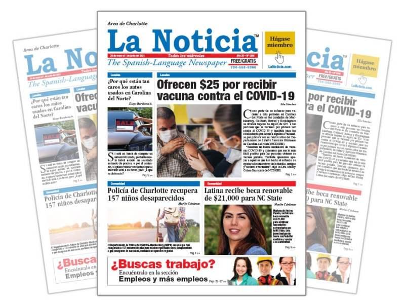 La Noticia Charlotte Edición 1206