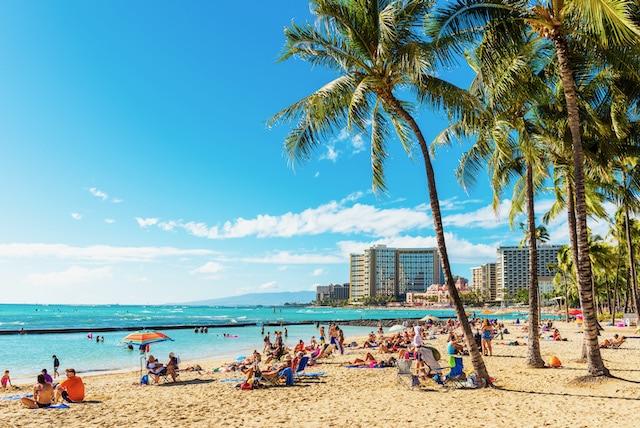 Vuelos directos de Charlotte a Honolulu, Hawái comienzan el jueves
