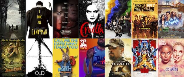 ¡El cine está de regreso! estos son los estrenos que podrás ver este verano