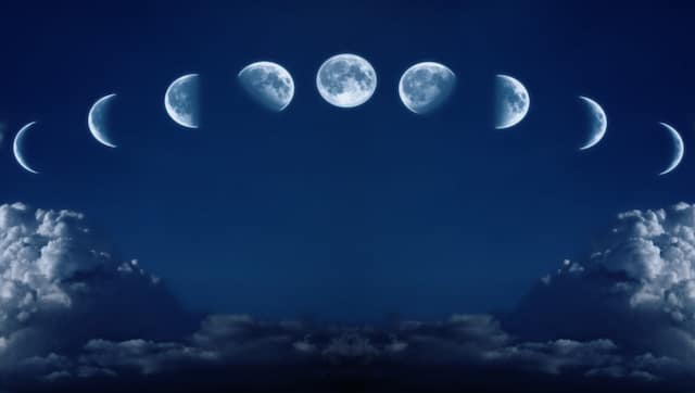 Fases de la Luna: ¿Cómo afectan al ser humano?