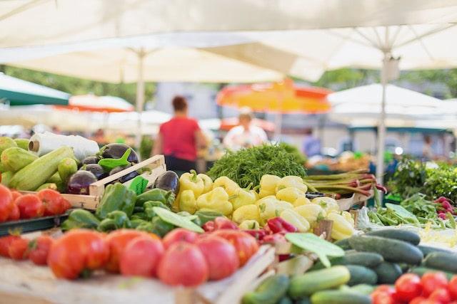 Guía para visitar los mercados de agricultores en Raleigh
