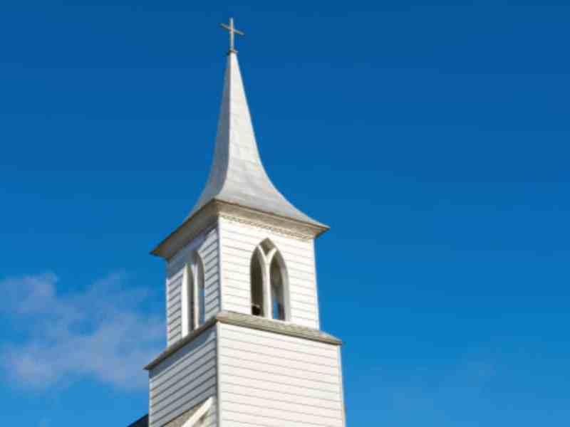 Robo iglesia NC