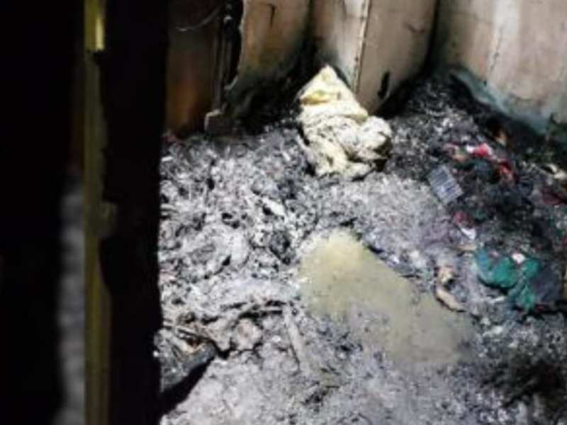 Incendio casa Durham