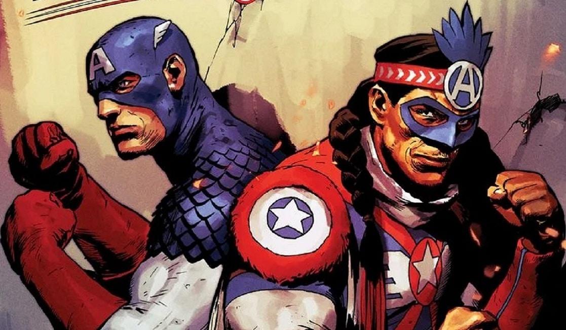 Marvel-Capitán-América-Indígenas