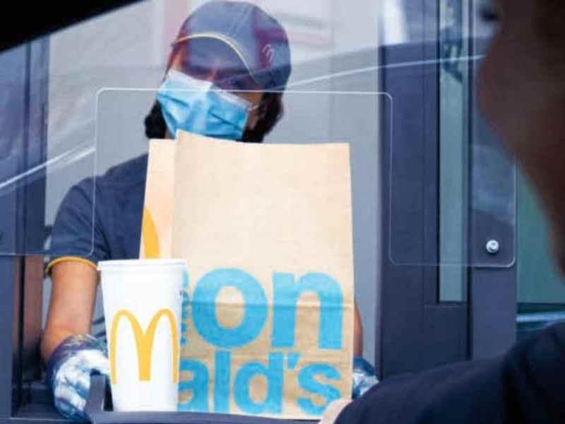 McDonald's salario mínimo