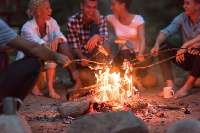 No se permite quemar en 26 condados de Carolina del Norte