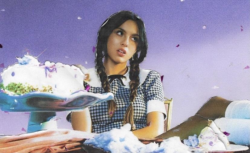 Así presentó Olivia Rodrigo su primer álbum SOUR