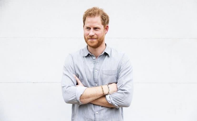 El Príncipe Harry revela por qué no desea ser como su padre, Carlos de Gales